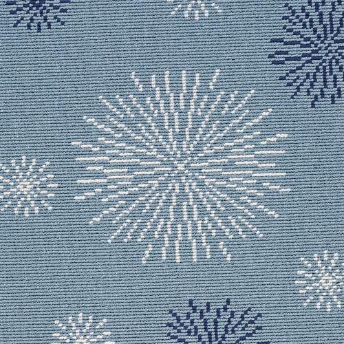 Masque Confetti Blue