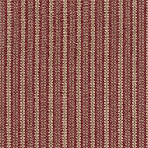 Preston Stripe Cranberry