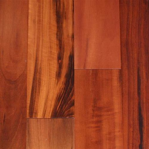 Tigerwood - Solid Natural