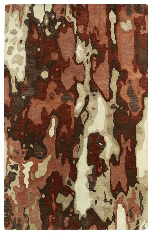 Brushstrokes Collection-BRS05-30-Rust