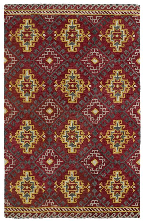 Global Inspirations Collection-GLB07-25-Red