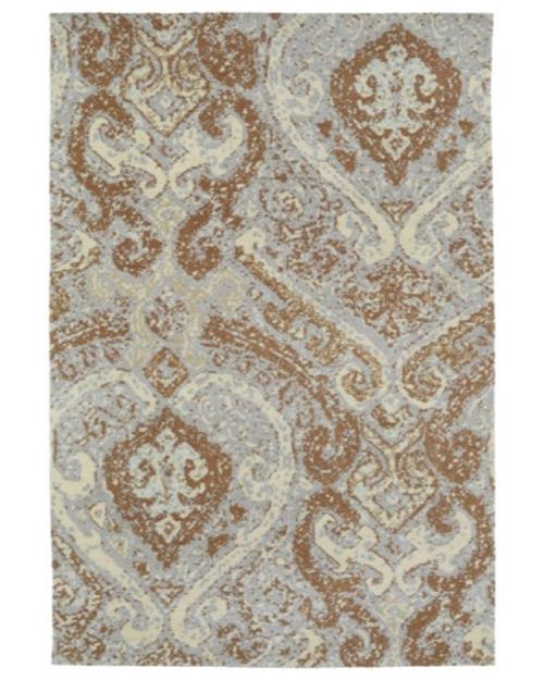 Kaleen Cozy Toes Ctc04 49 Brown Area Rugs Portland