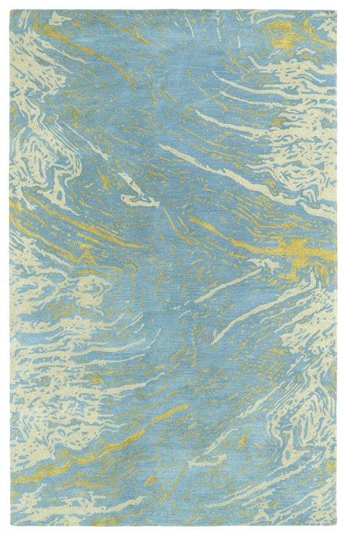 Brushstrokes Collection-BRS01-17-Blue