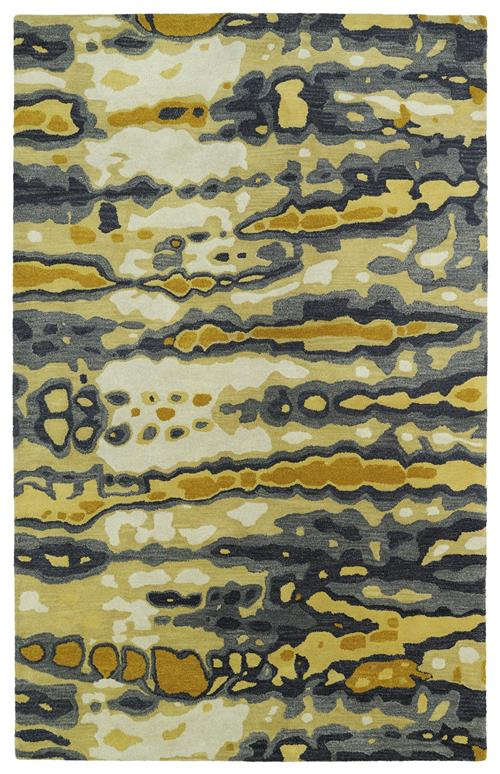 Brushstrokes Collection-BRS03-05-Gold