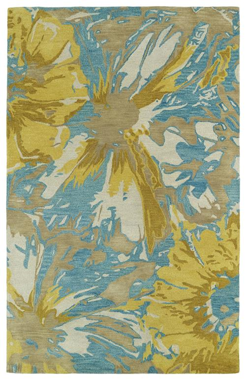 Brushstrokes Collection-BRS06-05-Gold