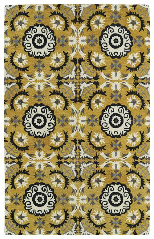 Global Inspirations Collection-GLB06-28-Yellow