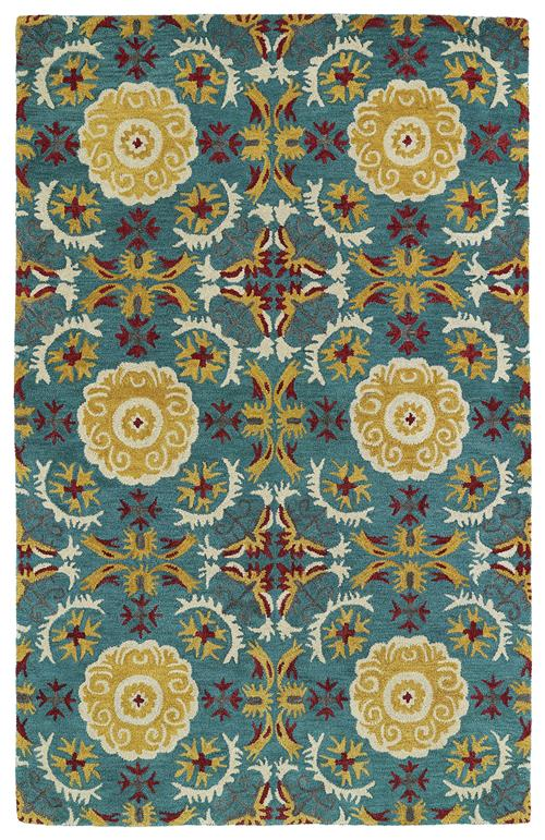 Global Inspirations Collection-GLB06-78-Turquoise