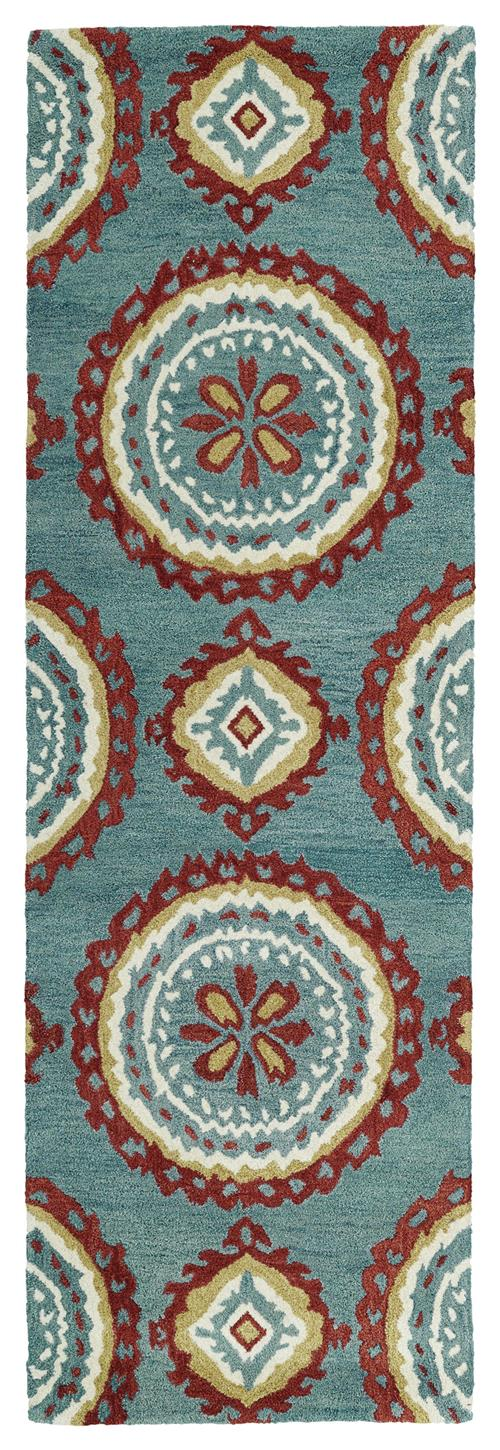 Global Inspirations Collection-GLB09-91-Teal