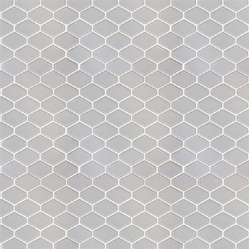 Studio - Nouveau Bianco Glossy - Hexagon