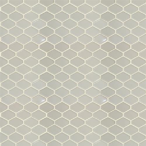 Studio - Nouveau Crema Glossy - Hexagon