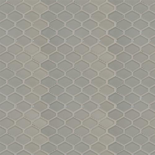 Studio - Nouveau Grigio Glossy  - Hexagon