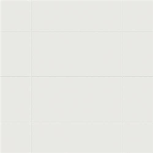 Venetian Architectural   A La Mode Honed in Pure White   6x6 - Tile by Surface Art
