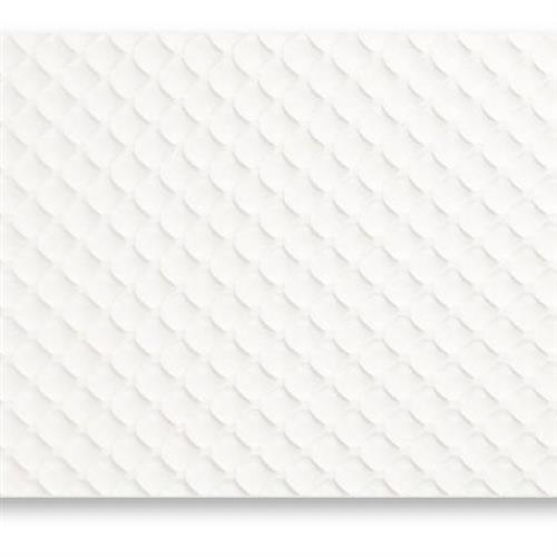 Seville Series - La Moda Wall Tressed White