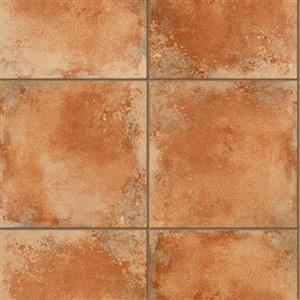CeramicPorcelainTile SanMarcos-RusticCotto Rustic-Flame Flame