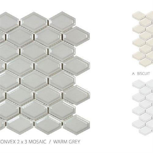 Seville Series - Contempo Avant Garde Warm Grey - Convex