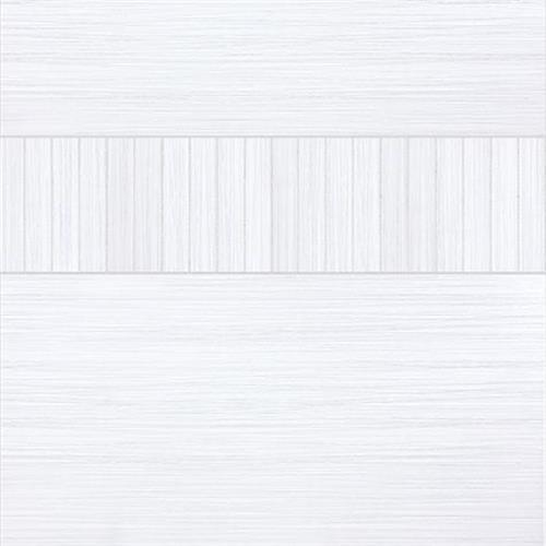 Venetian Architectural   Grasscloth II in Pearl   4x24 - Tile by Surface Art