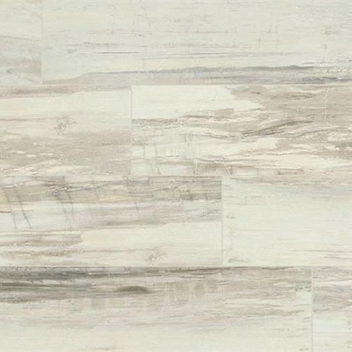 Venetian Pinnacle  Petrified in White - Tile by Surface Art