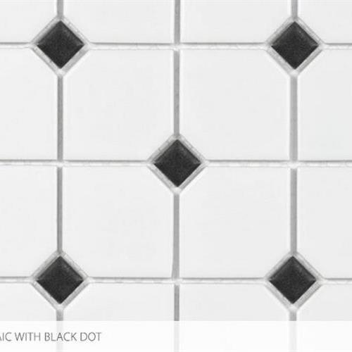 Seville - Contempo Heritage 2 X 2 With Black Dot
