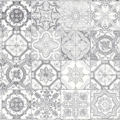 Venetian Reale - Tangier Decos Taupe Mix