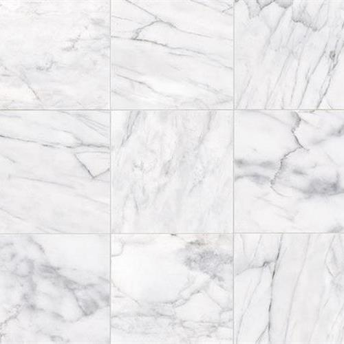 Swatch for Carrara Marble flooring product