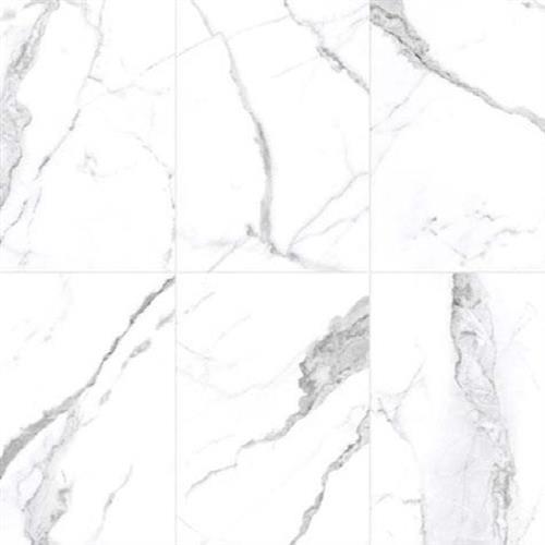 Venetian Classics - Di Pietra Satin Statuario Stone - 4X12