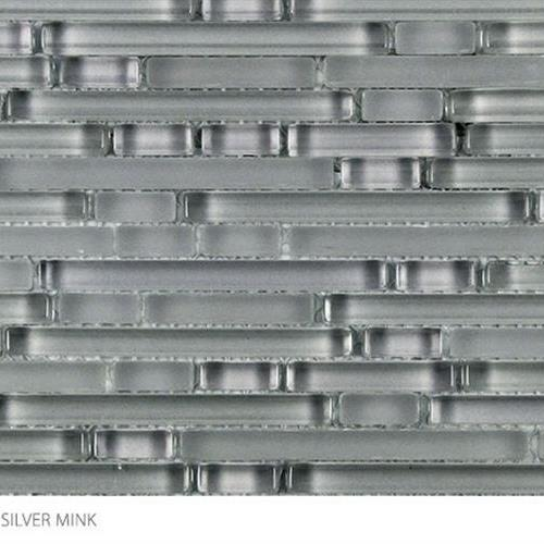 Translucent Micro Silver Mink
