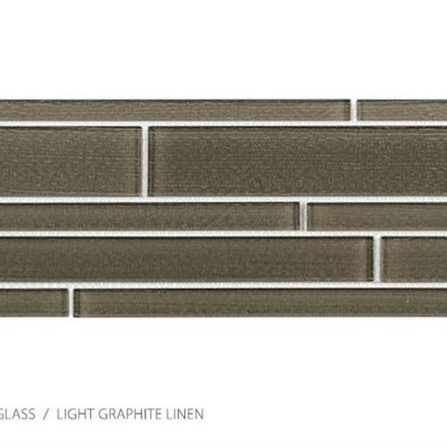 Translucent Linen Graphite Linen
