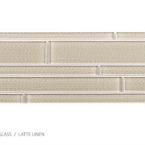 Translucent Linen Latte Linen