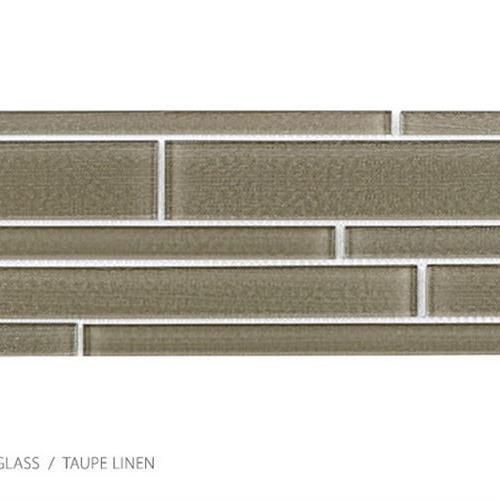 Translucent Linen Taupe Linen