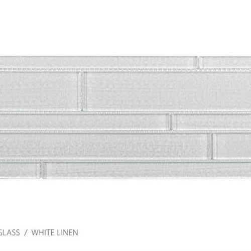 Translucent Linen White Linen