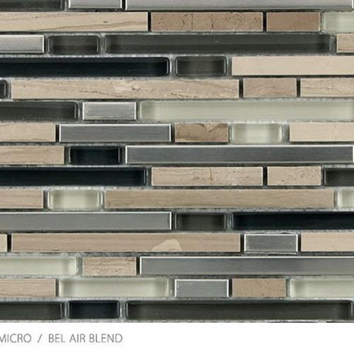 Stone Glass  Metal Micro Bel Air Blend