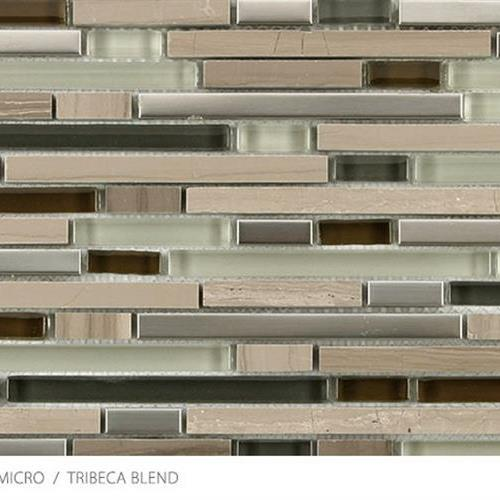 Stone Glass  Metal Micro Tribeca Blend