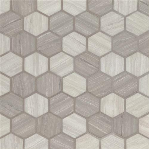 Specialty Shapes Tile Silva Oak SMOT-GLS-SILVA6MM
