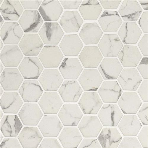 Specialty Shapes Tile Statuario SMOT-GLS-STACEL6MM