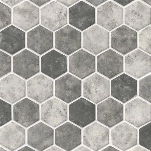 Specialty Shapes Tile Urban Tapestry SMOT-GLS-UT6MM