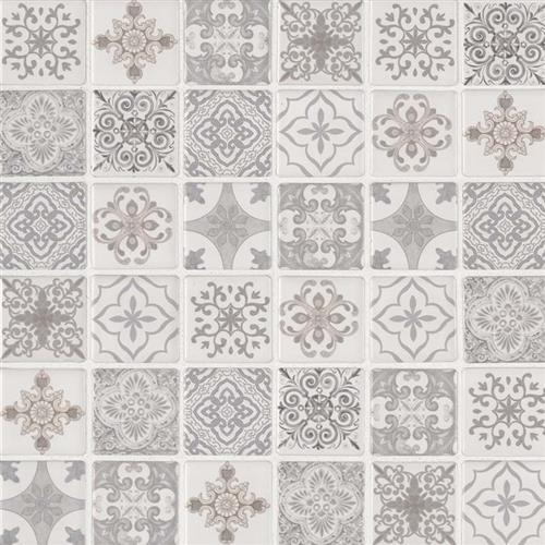 Specialty Shapes Tile Anya Blanco SMOT-PT-ANYBLA6MM