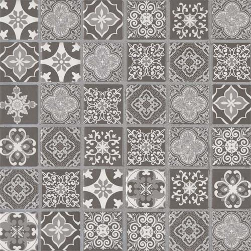 Specialty Shapes Tile Anya Charcoal SMOT-PT-ANYCHA6MM