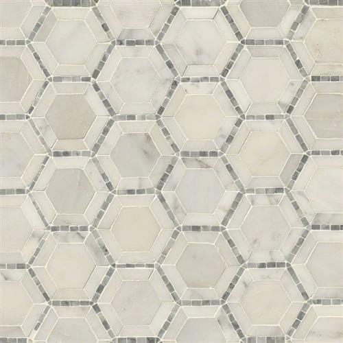 Specialty Shapes Tile Telaio SMOT-TELAIO-2HEX