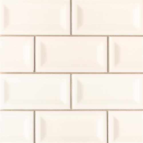Domino Almond Glossy NALMGLO3X6INVBEV