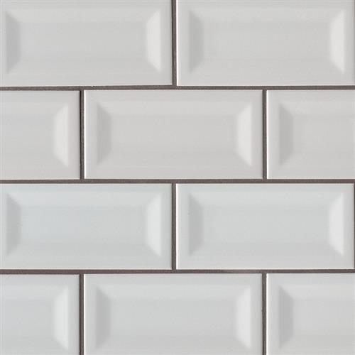 Domino Grey Glossy NGRAGLO3X6INVBEV