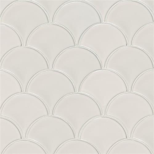 Domino White Glossy NWHIFISG