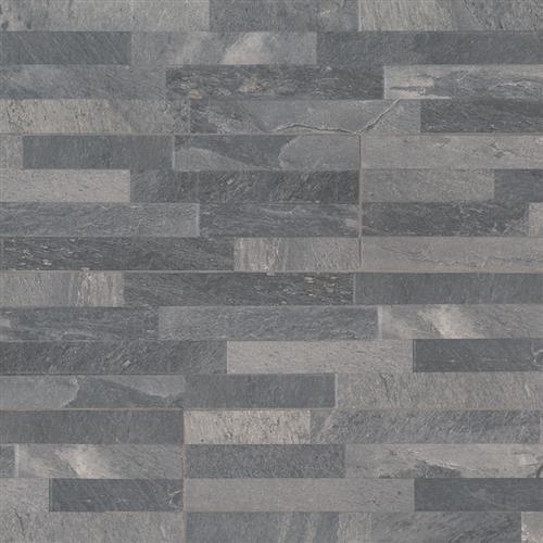 Dekora Porcelain Panels Ardesia Black NARDBLK6X24