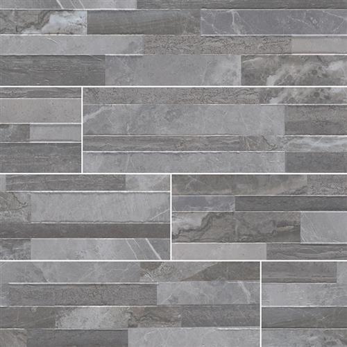 Dekora Porcelain Panels Palisade Grey NPALGRE6X24