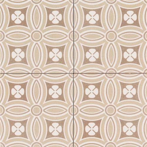 Kenzzi Encaustic Tile Collection Dekora NDEK5X5