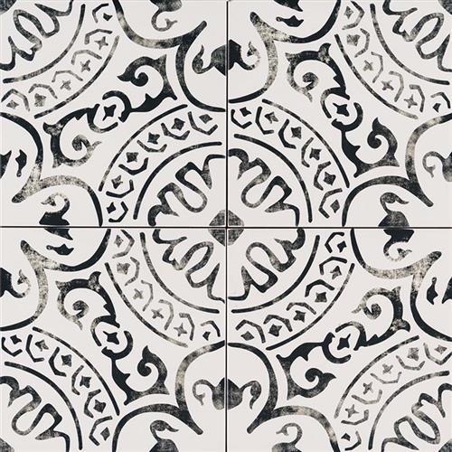 Kenzzi Encaustic Tile Collection Paloma NPAL8X8