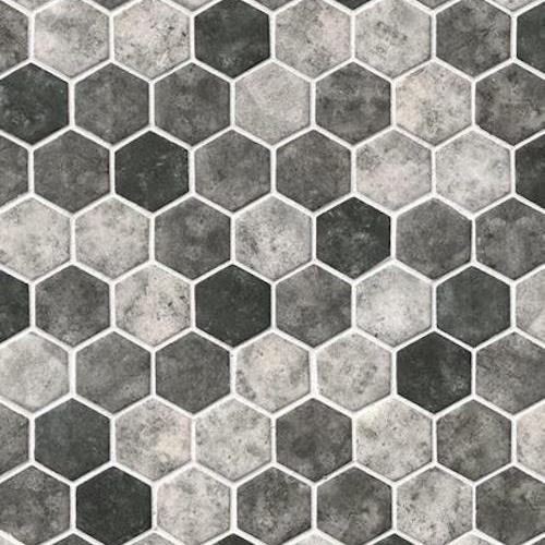 Urban Tapestry in Hexagon - Tile by MSI Stone