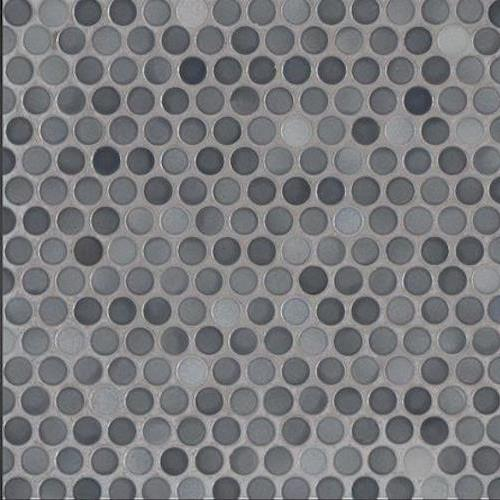 Room Scene of Penny Round - Tile by MSI Stone