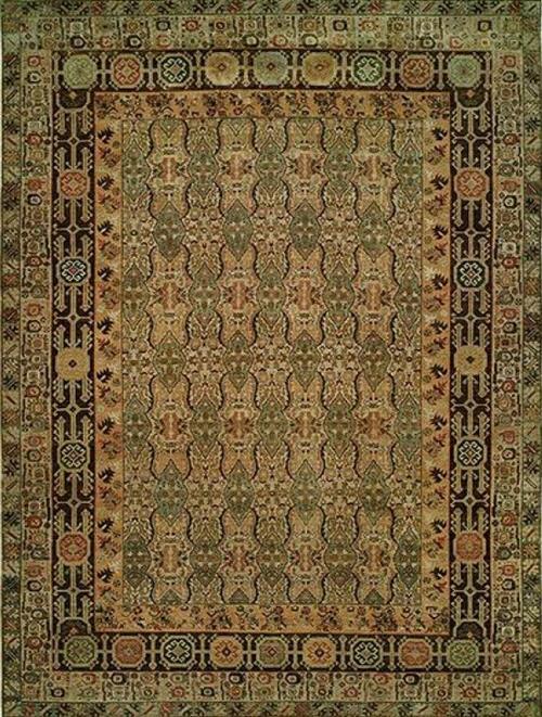 Azer Antik Camel Brown