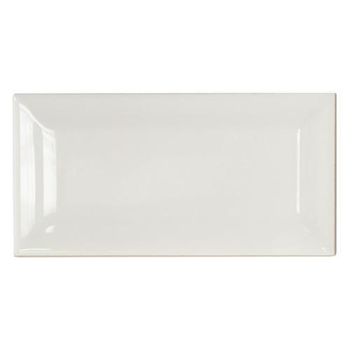 Everyday White Beveled 3X6