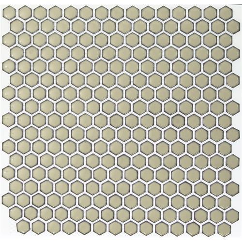 Simple Rimmed Hexagon Custard